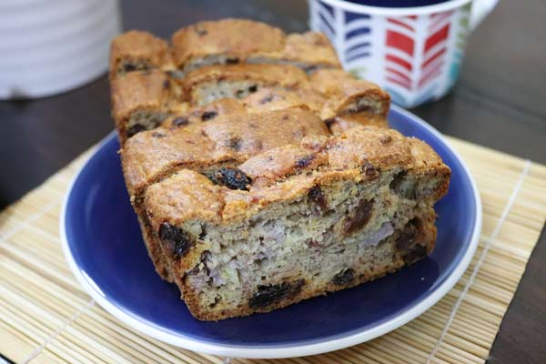 Banana Cake Recipe UK - Really Sugar Free