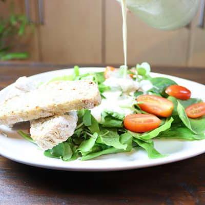Healthy Salad Dressing Recipe