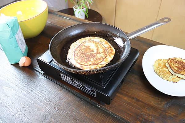 Breakfast Pancakes Healthy