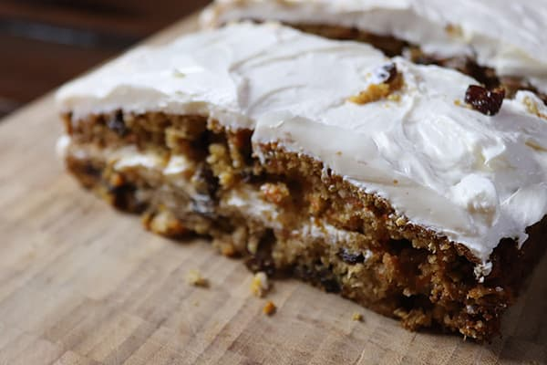 Easy Carrot Cake Recipe UK - Really Sugar Free
