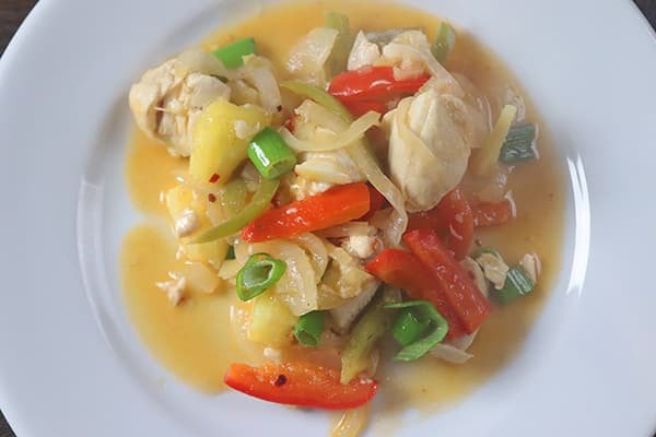 Chinese Recipes with Chicken - Really Sugar Free