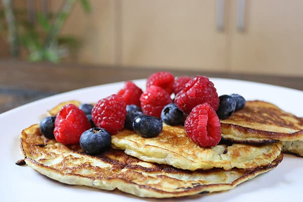 Dairy Free American Pancakes