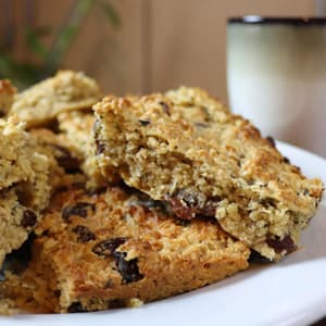 No Sugar Flapjacks