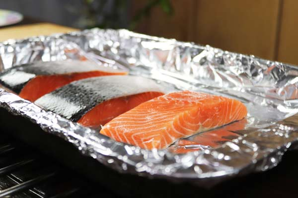 Healthy Baked Salmon Recipe - Really Sugar Free