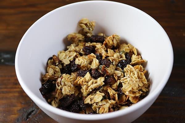 Healthy Homemade Granola Recipe Really Sugar Free