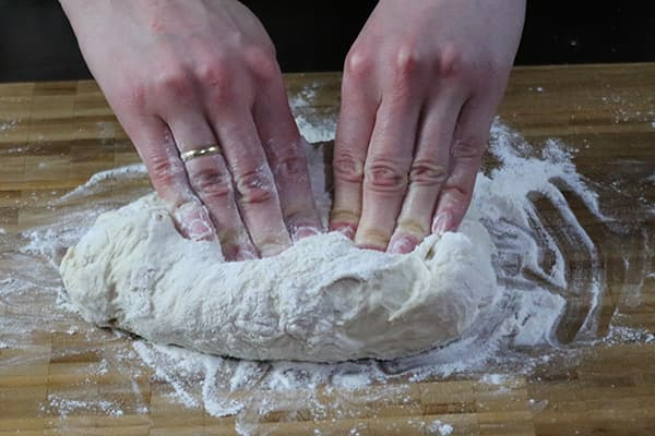 How to knead bread - Really Sugar Free