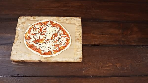How to make Cheese Pizza step by step Sugar Free