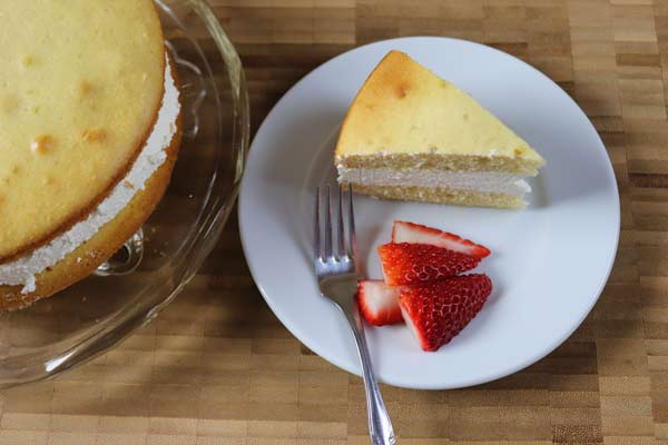 Recipe for Sugar Free Cake - Really Sugar Free