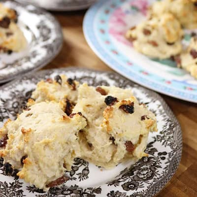 Fruit Scones Recipe