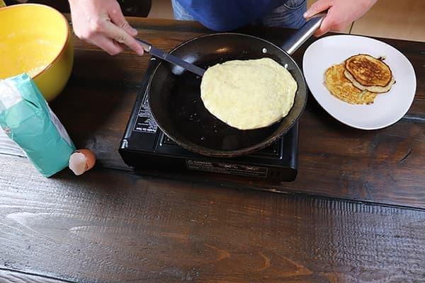 Small Pancake Recipe