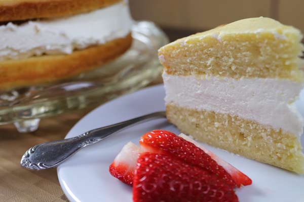 Sugar Free Cake Recipe - Really Sugar Free