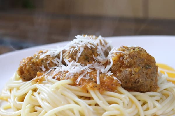 Homemade Meatballs Recipe Easy - Really Sugar Free