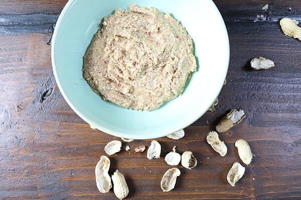 Homemade Natural Sugar Free Peanut Butter Recipe