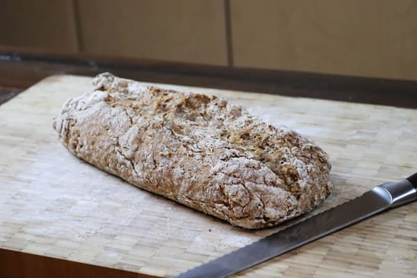 Wholemeal Bread Recipe | No Sugar Bread